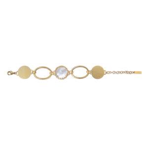Bracelet Art Déco Nacre