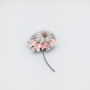 Broche Chrysanthème