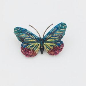 Broche Papillon Cepora Jewel