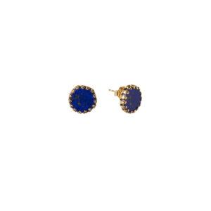 Boucles d'oreilles Mini Duchesse Lapis Lazuli